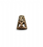13x8mm Filigree Cone End Cap