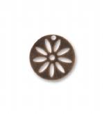 16mm Round Flower Stencil