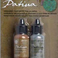 1 Vintaj® Patina Kit - A Treasured Heirloom Collection