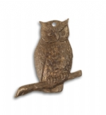 24x12mm Perching Owl