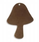 36x26.5mm Mushroom Blank