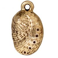 Abalone Shell - Antique Gold
