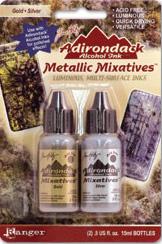 Adirondack Alcohol Ink by Tim Holtz - Metallic Mixatives