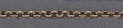 Antique Brass Chain