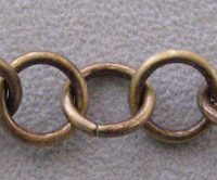 Brass Ox Chain
