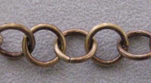 Brass Ox Chain