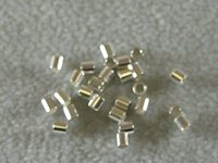 Crimp Tubes - Sterling Silver
