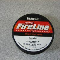 Fireline - Crystal - 4lb. - 50 yds.