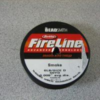 Fireline - Smoke - 6lb.- 50 yds.