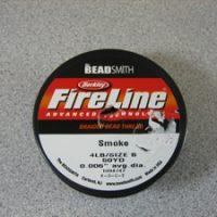Fireline - Smoke - 4lb.- 50 yds.