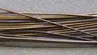 Head Pin - Brass Ox