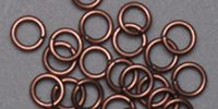 Jump Ring - Antique Copper - 4mm
