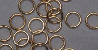 Jump Ring - Gold Plated - 6mm