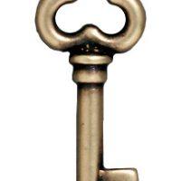 Key - Brass Oxide