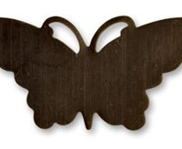 Suspended Butterfly Blank
