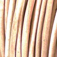 Leather - 1mm - Natural