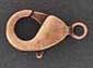Lobster Claw - Medium - Antique Copper
