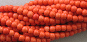 Magnesite - Dark Orange