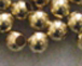 Round - 4mm Bead - Gold Plated