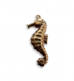 Sea Horse Double Sided Charm
