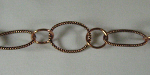 Solid Copper Chain