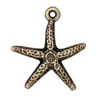 Starfish - Brass Oxide