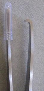 Tool - Split Ring Tweezer