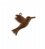 28x16mm Hummingbird Charm
