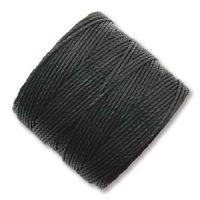 S-LON Bead Cord - Black