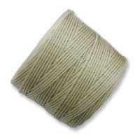 S-LON Bead Cord - Light  Khaki
