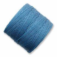 S-LON Bead Cord - Carolina Blue