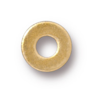 Washer (6.3mm) - Gold Plated