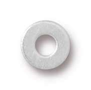 Washer (6.3mm) - Silver Plated