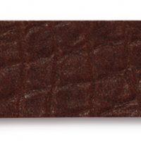 "Tierracast Leather 1/2"" x 10"" Cognac Horn Back"