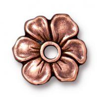Apple Blossum Rivetable - Antique Copper