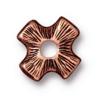 Cross Rivetable - Antique Copper