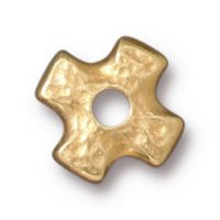 Cross Rivetable -  Gold