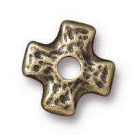 Cross Rivetable - Brass Ox