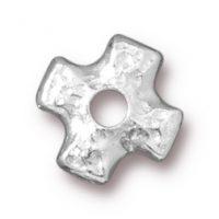 Cross Rivetable - Rhodium