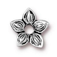 Star Jasmine Rivetable - Antique Silver