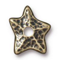 Star Rivetable - Brass Ox