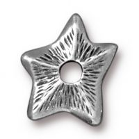 Star Rivetable - Antique Pewter