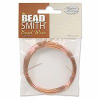 24 Gage Copper Bead Smith Wire