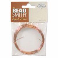 24 Gage Copper Bead Smith Wire