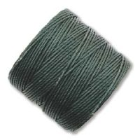 S-LON Bead Cord - Evergreen