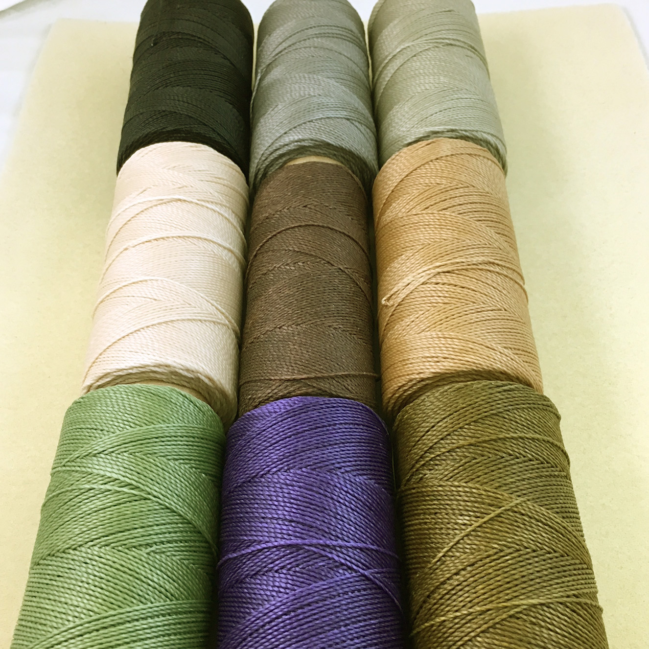 Amazing Waxed Knotting Cord - More Colors - beadstrands com